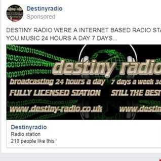 DJ Paul LIve Mix On Destiny 18 03 18