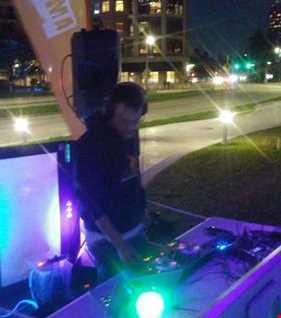 DJ Mac Arson -  In The Mix Live