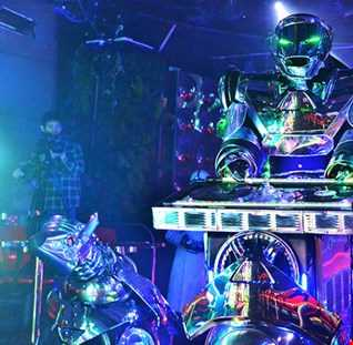 Party Rockin' Deep-Tech Peak-Hour House Mix