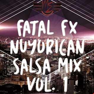 Fatal FX NuyoRican Salsa Mix Vol. 1