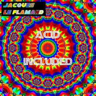Techno Session # 5 : Acid Included