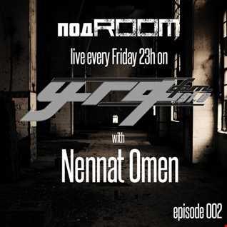 Nennat Omen   podROOM vol.02