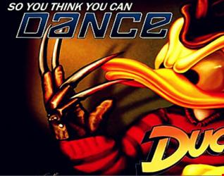 DJ DUCK TALES ~ Duck Shady Announcement
