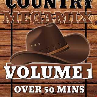 country megamix volume 1
