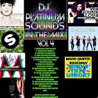 PLATINUM SOUNDS IN THE MIX  VOLUME 4 CHART