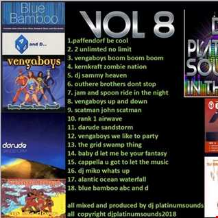 PLATINUM SOUNDS IN THE MIX  VOLUME 8 old club classics part 1