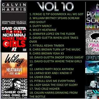 PLATINUM SOUNDS IN THE MIX  VOLUME 10 chart