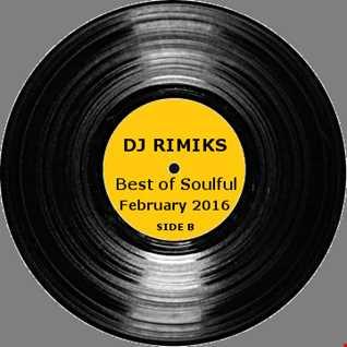 Best of Soulful - February 2016 (Side B)
