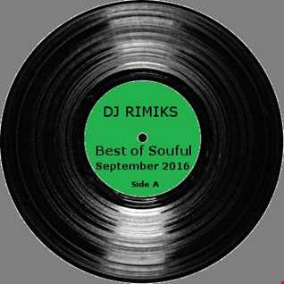 Best of Soulful - September 2016 (Side A)