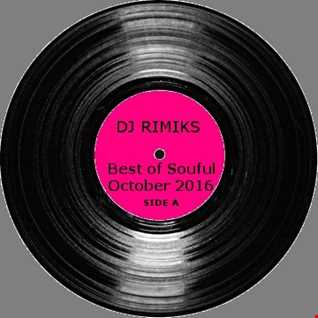 Best of Soulful - October 2016 (Side A)