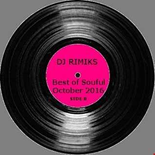 Best of Soulful - October 2016 (Side B)