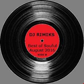 Best of Soulful - August 2016 (Side B)