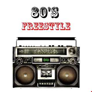 DJ RobiRock   Freestyle and Miami Bass Mix Tape   Back To The 80s