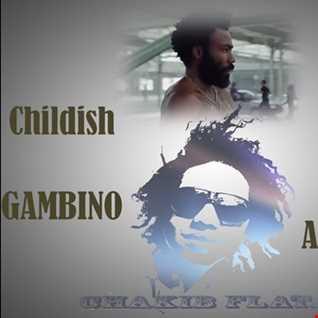 This is Amercia - Childish Gambino (Chakib FLATA bootleg)