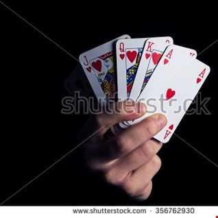 poker night mix