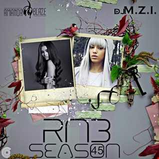 R&B Season 45   DJ M.Z.I. & DJ Amanda Blaze