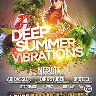 dirk.stueben b2b stadthase @ z levels deep summer vibrations