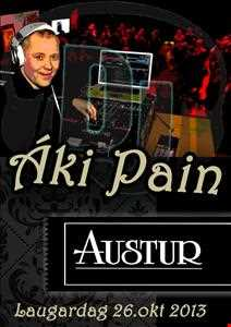 Halloween Party Dj aki pain 2/11 2013