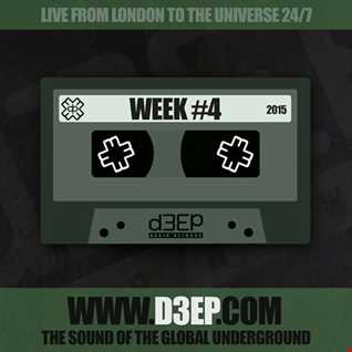 Spread the Love Radio Show - Week 4 - 2015