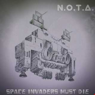 Space Invaders Must Die