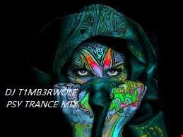 DJ T1MB3RWOLF PSYTRANCE MIX