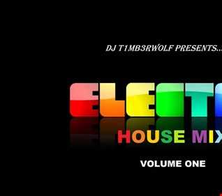 DJ T1MB3RWOLF PRESENTS...ELECTRO HOUSE MIX VOLUME 1