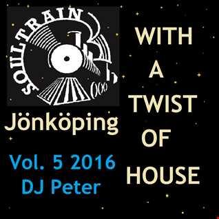 Soul Train Jönköping With a Twist Of House 5 2016