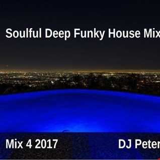 Soulful Deep Funky House Mix 4 2017   DJ Peter