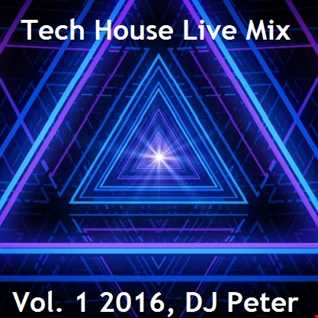 Tech House Live Mix