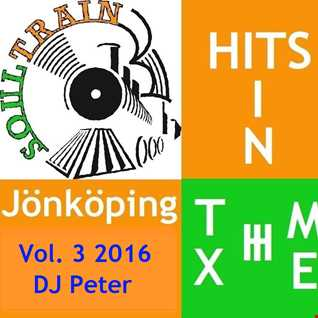 Soul Train Jönköping - HITS IN THE MIX Vol. 3 - DJ Peter