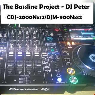 The Bassline Project   DJ Peter   CDJ 2000Nxs2 DJM 900Nxs2