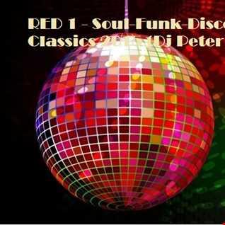 RED 1   Soul Funk Disco Classics 2015 (Dj Peter)