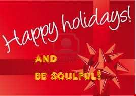 Soulful Happy Holidays   Sand B