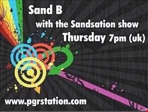 The Sandsation Show 14 (21 november)