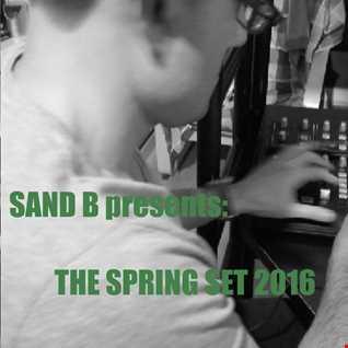 SANDSATION IN SPRING 2016