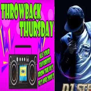 DJ SteveO Presents Throw Back Thursday VOL1