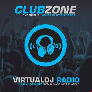 Dj Steveo Live Club Zone  VDJ Radio 070119