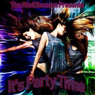 "The KiwiDiscman Presents ""Its Party Time KiwiStyle"""