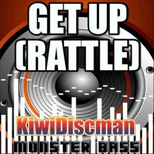 "The KiwiDiscman Presents ""Get Up And Rattle"""