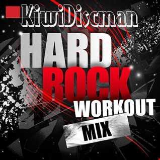 """The KiwiDiscman Presents """"Hard Rock Workout Mix KiwiStyle"""""""