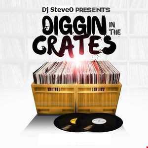 Dj SteveO Presents DiggIn In the Crates Vol 2