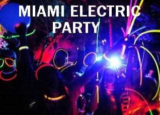 DJ Paul Presents Miami Electric Party 2018