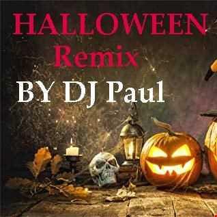 My Halloween Remix Mashup By DJ Paul