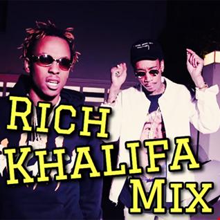 Dj MultiJheez Presents - Rich Khalifa Mix