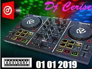 Dj Cerise Presents New Years Day Party Mix