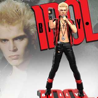 "The KiwiDiscman Presents ""The Best Of Billy Idol"""