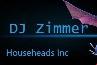 Dj Zimmer   Househeadz Inc 43 (2019 10 28 @ 08PM GMT)