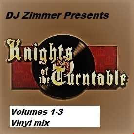 DJ Zimmer Presents Knights of the turntable vol 1- 3 session