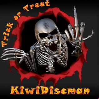 "The KiwiDiscman Presents ""Halloween Trick or Treat Party"""