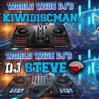 Dj Kiwidiscman  DJ Steveo B2B Radio Mix (2021 06 23 @ 10AM GMT)